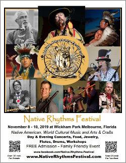 Native Rhythms Festival Home Page